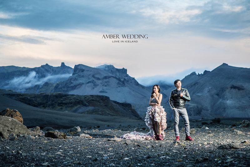 冰島海外婚紗攝影作品