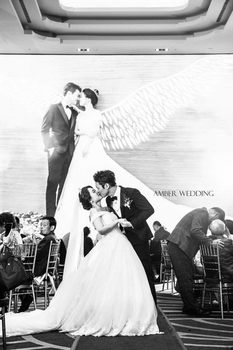 婚禮紀錄(攝影/錄影)作品