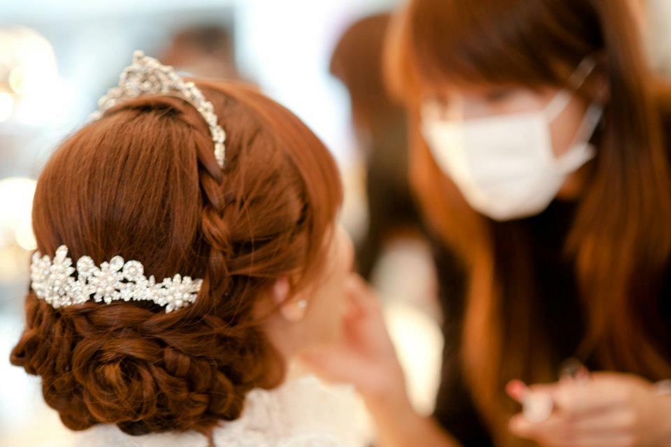 整體造型(編號:10702) - 新娘秘書 Miffy《結婚吧》