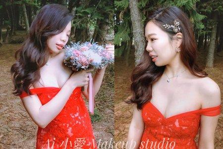 ♡自助婚紗造型♡0402