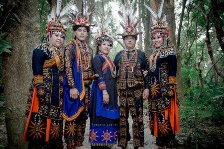 原住民家族