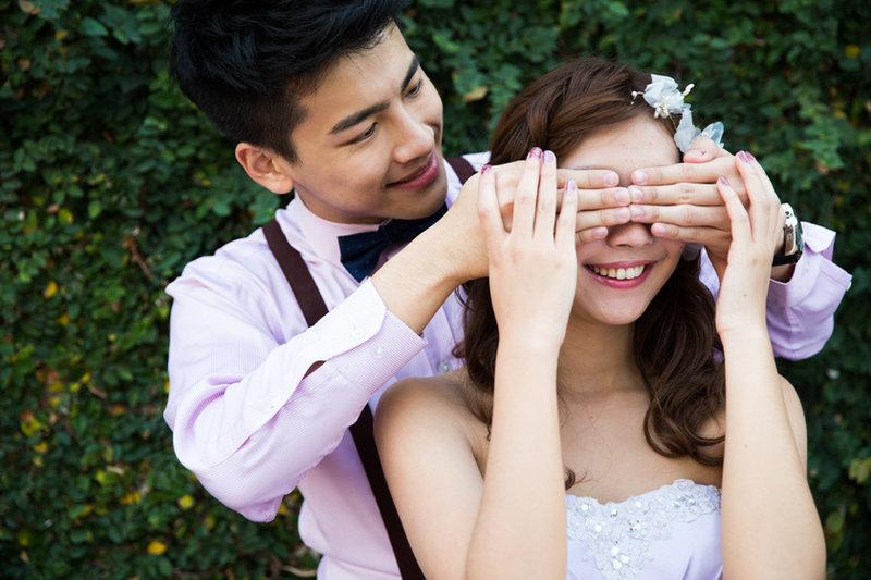 高雄紀梵希精品婚紗