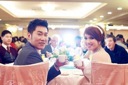 陳思婷結婚婚宴