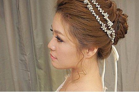 韓系花苞頭