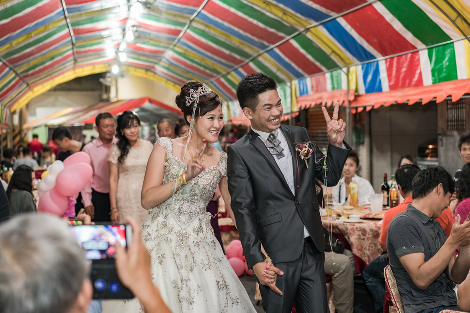 坤郁 & 寅欣 婚禮紀錄(編號:429989) - GI 影力 影像工作室 - 結婚吧