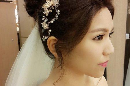 婚紗造型&妝髮 2