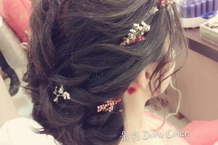 婚紗造型&妝髮