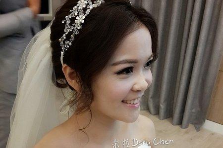 婚紗造型&妝髮 1