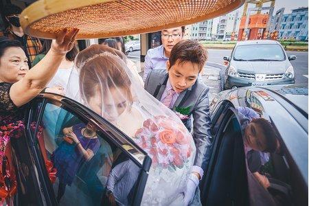 GI影力 婚禮紀錄 儀式+午宴