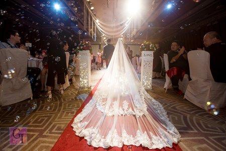 GI 影力 婚禮紀錄 台南遠東香格里拉