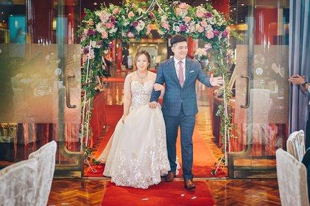 GI 影力 婚禮紀錄 高雄圓山