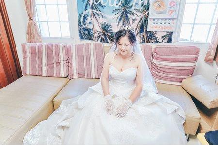 GI 影力 婚禮紀錄 儀式+晚宴 美濃阿海