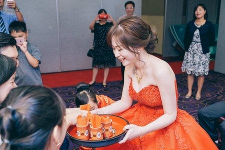 GI 影力 婚禮紀錄 儀式加午宴 台糖長榮酒店