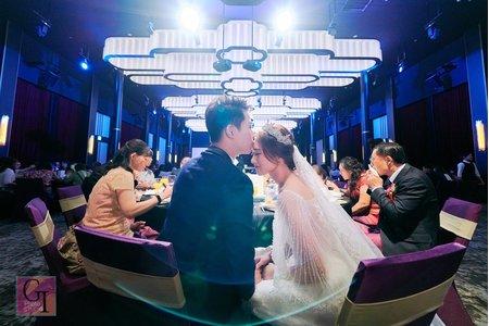 GI 影力 婚禮紀錄 儀式加晚宴 MLD 晶綺盛宴