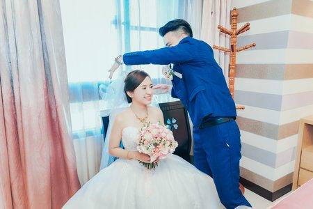 GI 影力 婚禮紀錄 儀式+午宴 翰品酒店