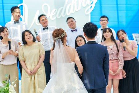 GI 影力 婚禮紀錄 (高雄) 東東雲頂宴會廳