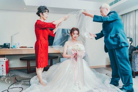 GI 影力 婚禮紀錄 高雄翰品酒店