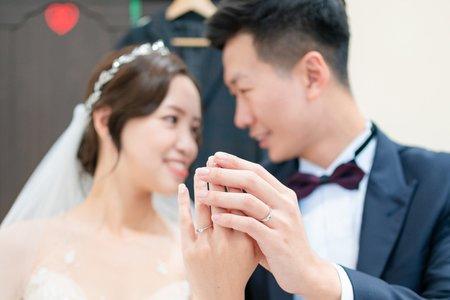 GI 影力 婚禮紀錄  新莊晶冠金色三麥