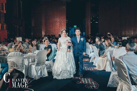 GI 影力 婚禮紀錄 儀式+午宴 高雄林皇宮