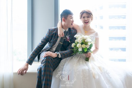 GI 影力 婚禮紀錄 高雄鹽埕翰品酒店