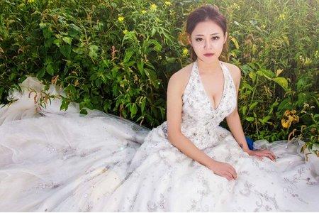 娜娜婚紗寫真