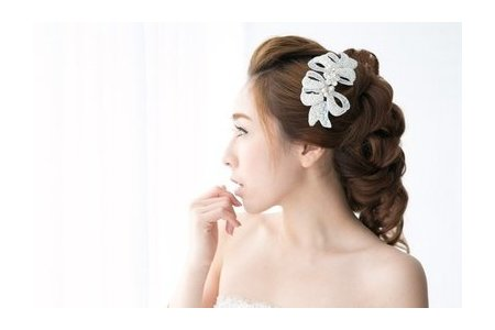 Kiwi Style新娘整體造型