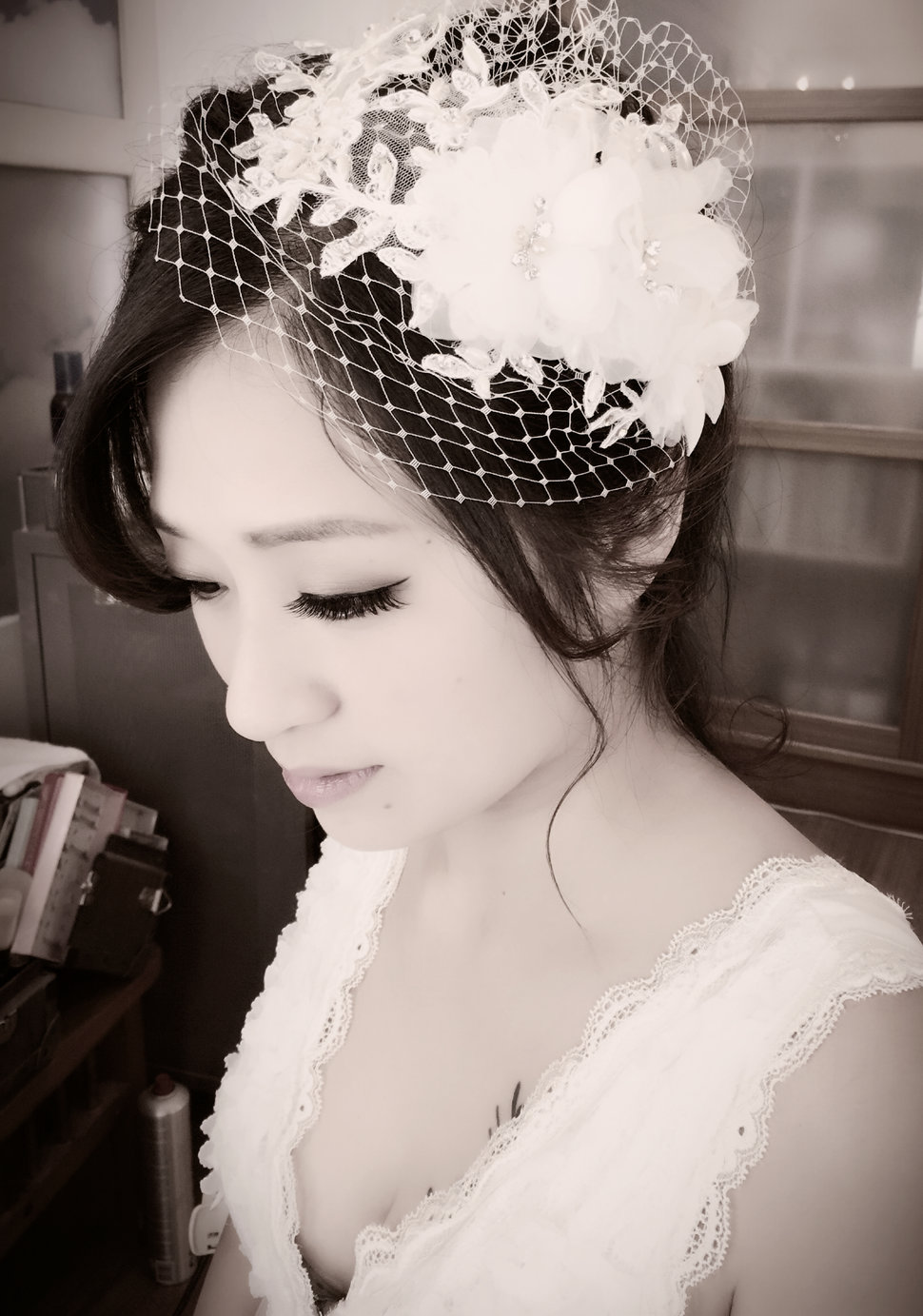 (編號:430662) - 甜溱造型工作室(Sandy 佩如) - 結婚吧