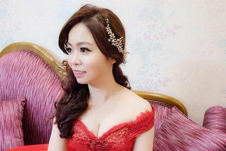 公主風 浪漫唯美放髮