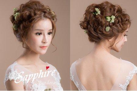 紗法亞Sapphire wedding新娘秘書