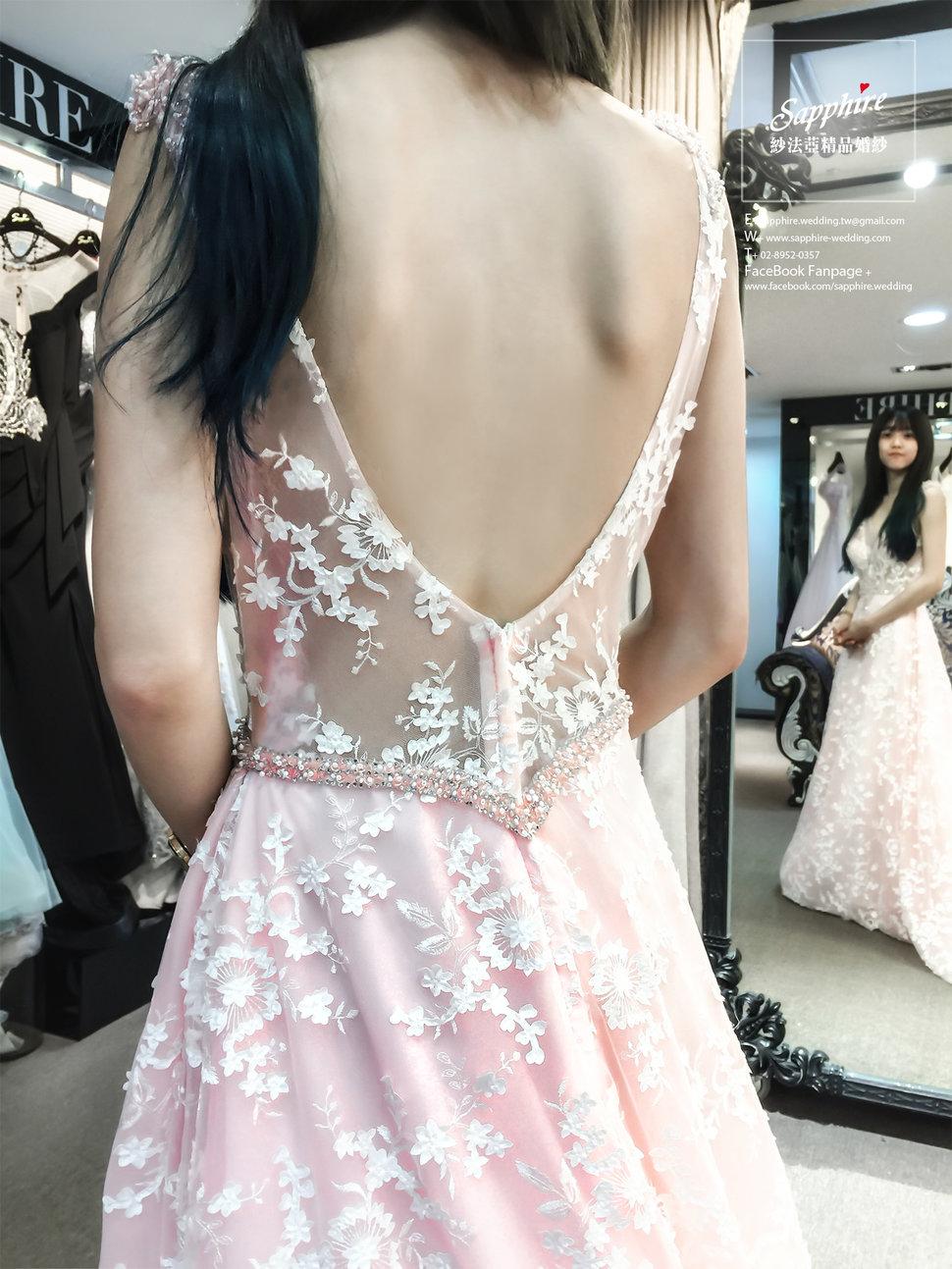 紗法亞Sapphire wedding - 紗法亞精品婚紗 - 結婚吧