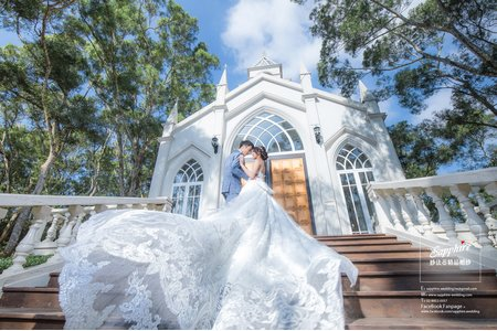 藂前藂前-紗法亞精品婚紗sapphire wedding婚紗相本