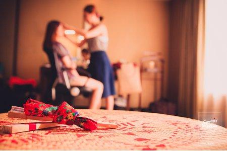 婚禮攝影重溫那天的親密與感動-紗法亞Sapphire wedding婚禮攝影