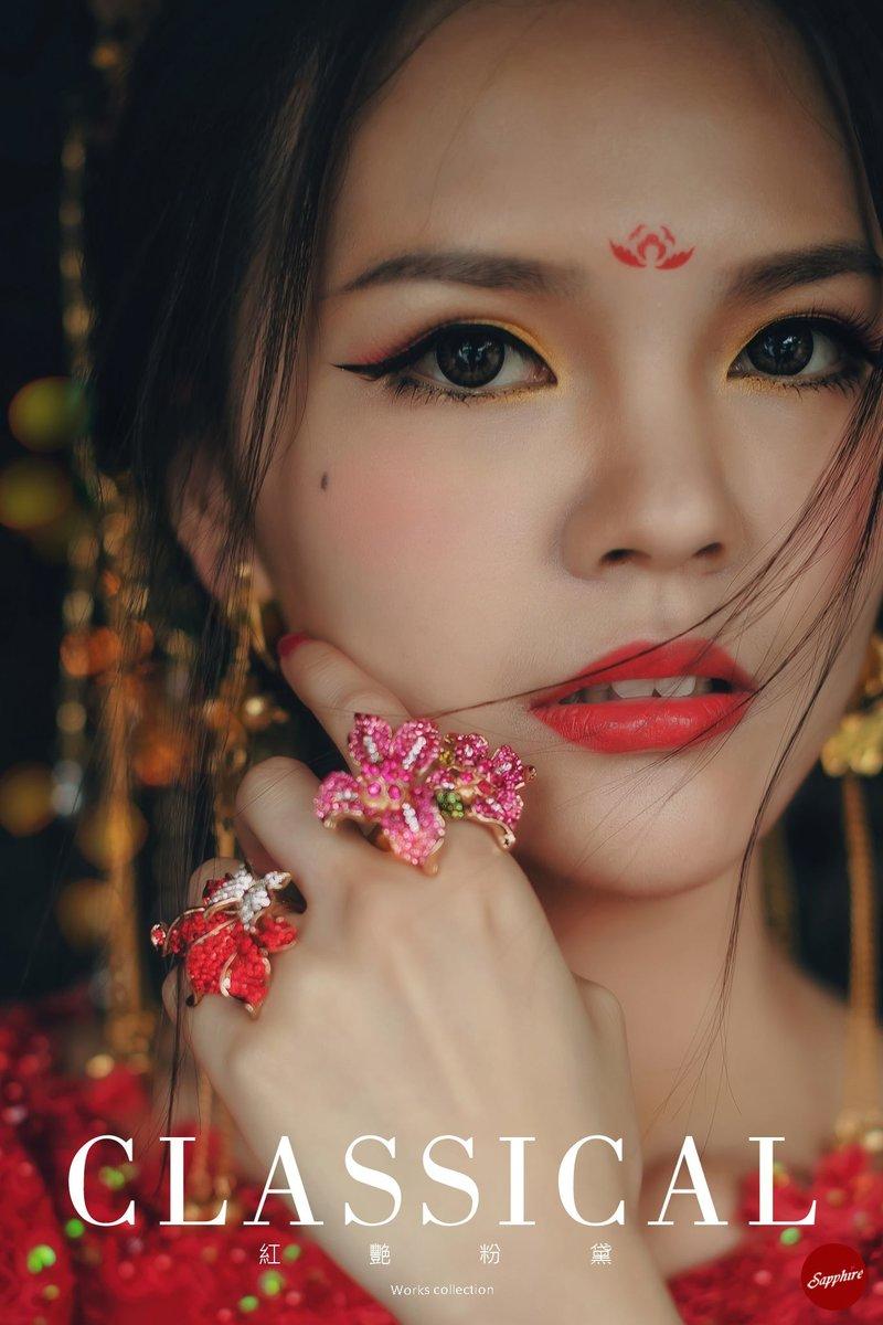 紗法亞 | 新娘秘書