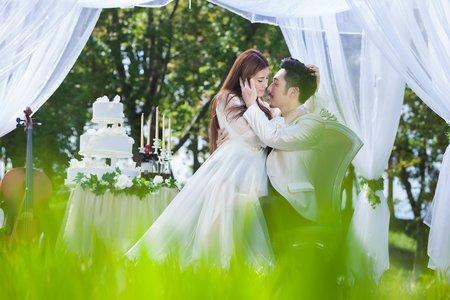 午會約會 /紗法亞精品婚紗Sapphire Wedding