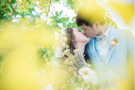 美式風格攝影 /紗法亞精品婚紗Sapphire Wedding
