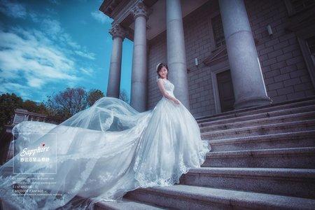 紗法亞精品婚紗Sapphire Wedding-地球的另一端