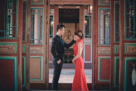 中式-紗法亞精品婚紗sapphire wedding婚紗相本