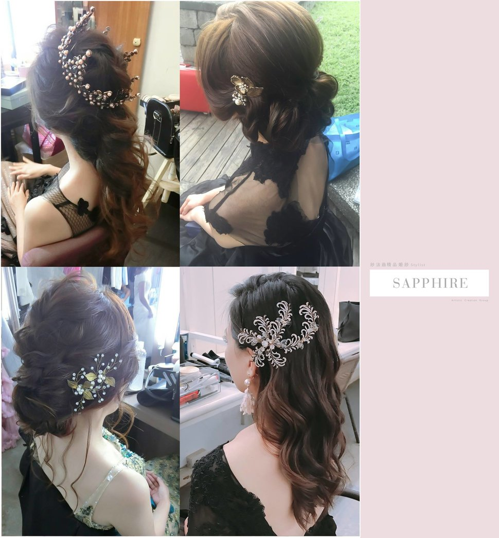 紗法亞精品婚紗Sapphire Wedding - 紗法亞精品婚紗 - 結婚吧