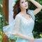 Heaven-Kissing / Dressing dream Shown in SAPPHIRE