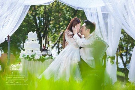 婚紗包套【訂包套送新娘秘書與婚禮攝影 】