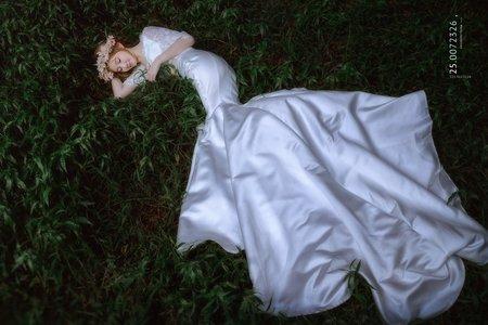 【職人創作】紗法亞Sapphire wedding新娘秘書