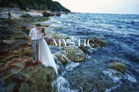 醞釀了幾個世紀的美麗傳說 /紗法亞精品婚紗Sapphire Wedding