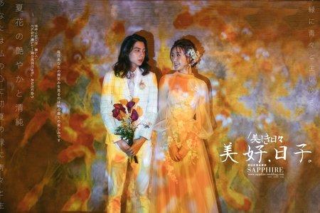 旅行時空 /紗法亞精品婚紗Sapphire Wedding