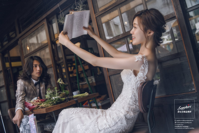拍婚紗,雨天,婚紗照,主題婚紗