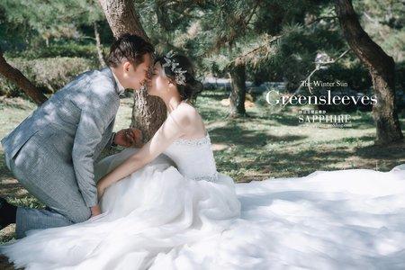 花開的日子 / 紗法亞精品婚紗Sapphire Wedding