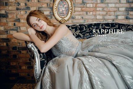 【 Sapphire 高級訂製禮服Haute Couture 】