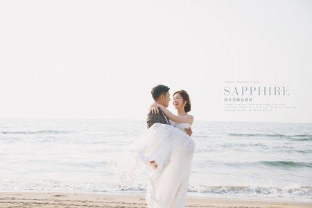 新人婚紗照 / 紗法亞精品婚紗Sapphire Wedding
