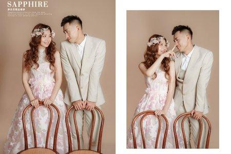 沈醉美麗畫面/ 紗法亞精品婚紗Sapphire Wedding