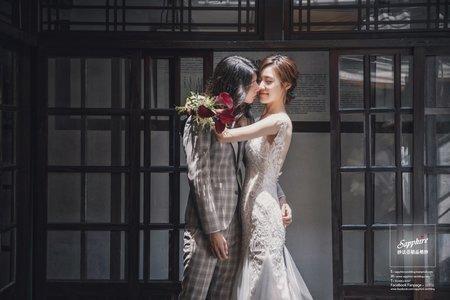 美好日子 / 紗法亞精品婚紗Sapphire Wedding