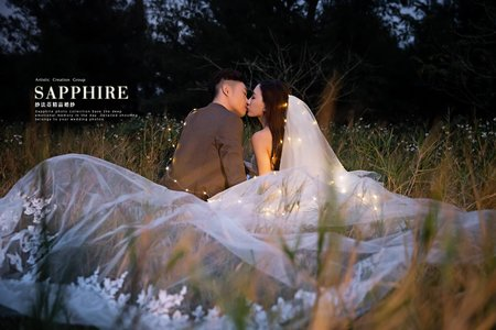 一千種美好的模樣 / 紗法亞精品婚紗Sapphire Wedding